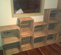 Created Crate Storage