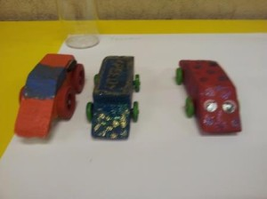 my car, and some other cub's cars