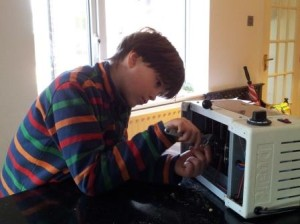 Putting the toaster back together