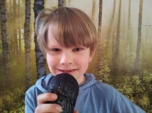 Journalist Josh (7yrs)