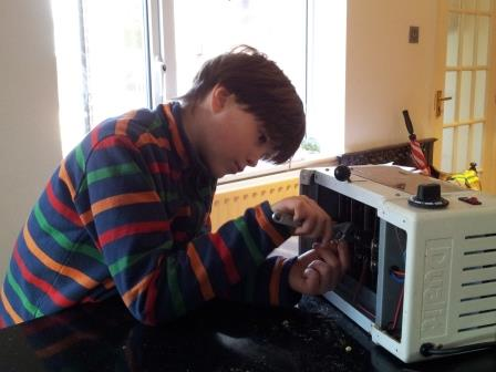 Fixing The Toaster!