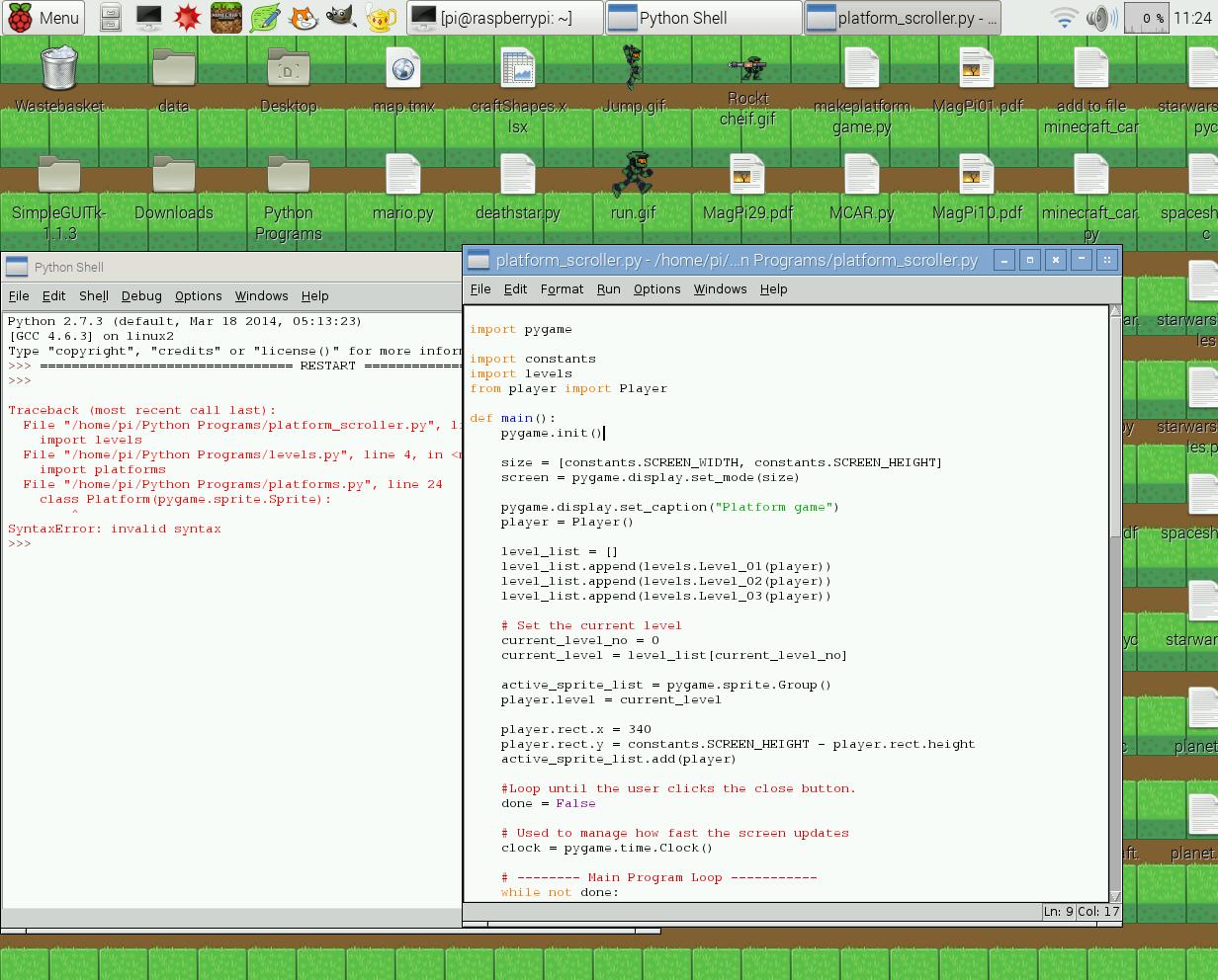 Python programming 2
